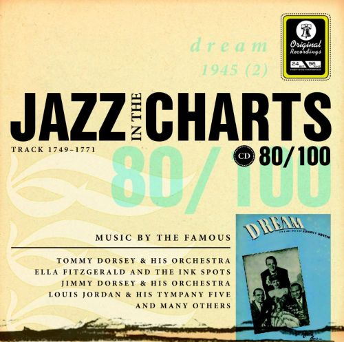 Jazz in the Charts 80: 1945, Vol. 2