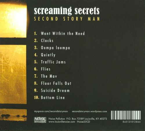 Screaming Secrets