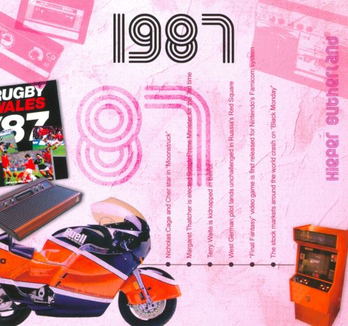 1987: A Time To Remember The Classic Years