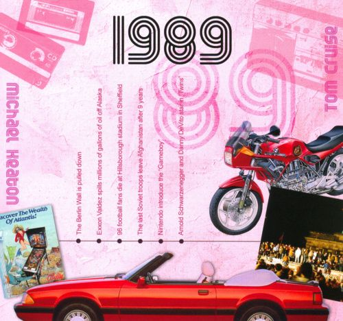 1989: A Time to Remember the Classic Years
