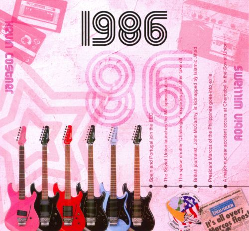 1986: A Time To Remember the Classic Years