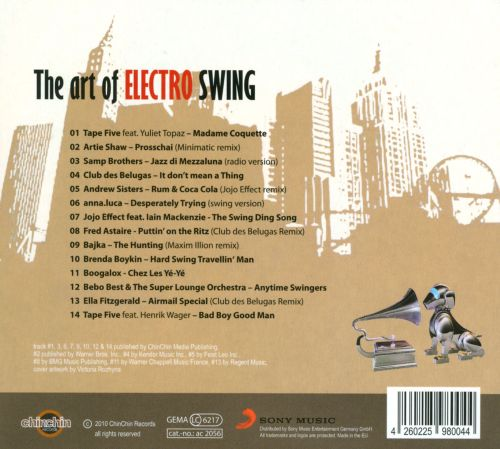 The Art of Electro Swing