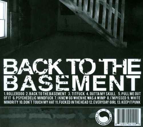 Back to the Basement