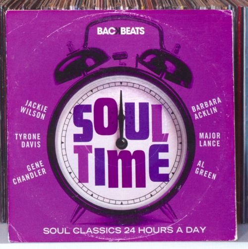 Soul Time: Soul Classics 24 Hours a Day