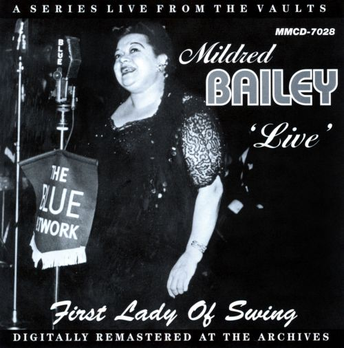 First Lady of Swing: Live