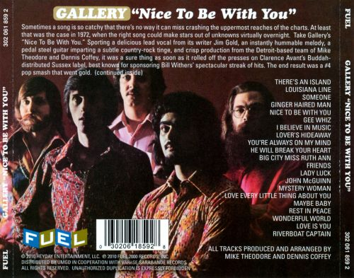 Nice To Be With You: All Time Greatest Performances
