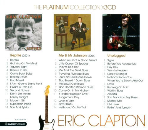 The Platinum Collection: Reptile/Me & Mr. Johnson/MTV Unplugged