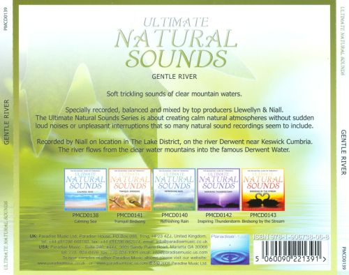 Ultimate Natural Sounds: Gentle River