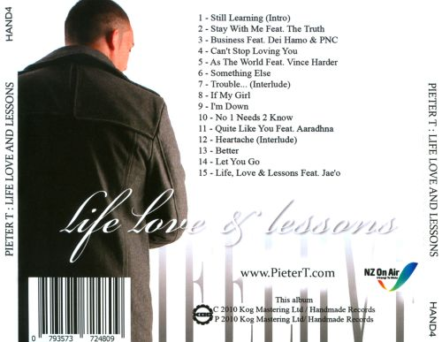Life, Love & Lessons