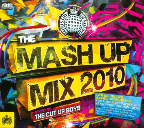 The Mash Up Mix 2010