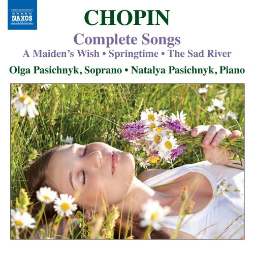 Chopin: Complete Songs