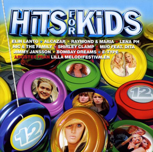 Hits for Kids, Vol. 12