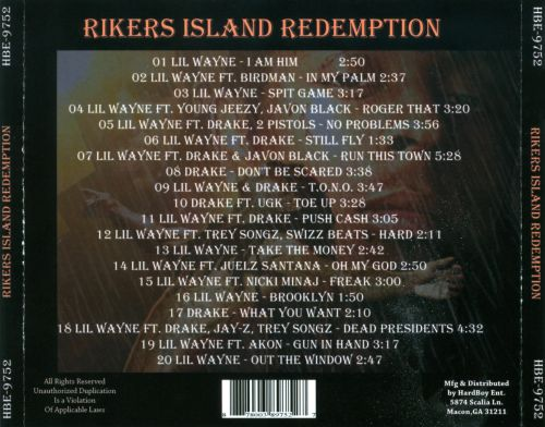 The Rikers Island Redemption