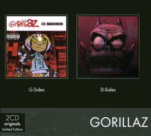 G Sides D Sides Gorillaz Songs Reviews Credits
