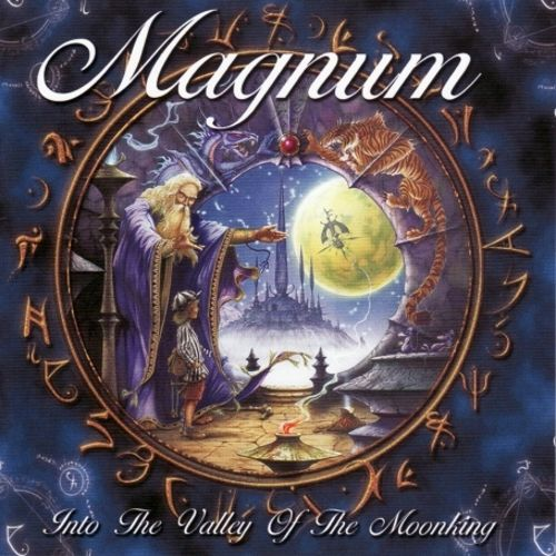 Into The Valley Of The Moon King Magnum Songs Reviews