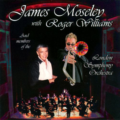 James Mosley with Roger Williams & Members of the London Symphony