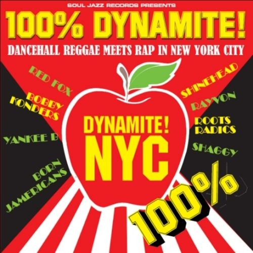 100% Dynamite NYC! Dancehall Reggae Meets Rap in New York City