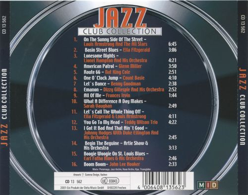 Jazz: Club Collection