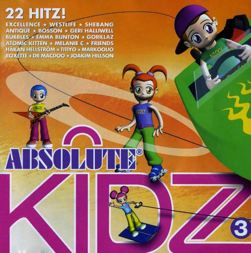 Absolute Kids, Vol. 3