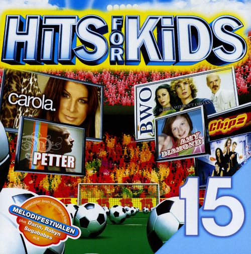 Hits for Kids, Vol. 15