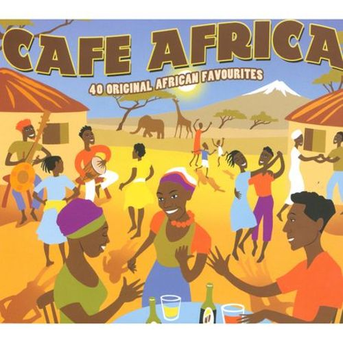 Cafe Africa [Not Now]