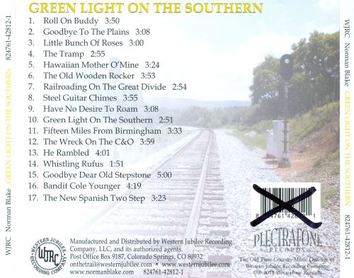 Green Light On The Southern