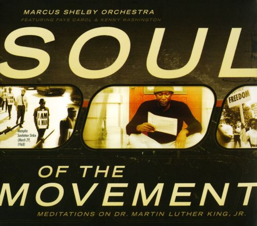 Soul of the Movement: Meditations on Dr. Martin Luther King Jr.