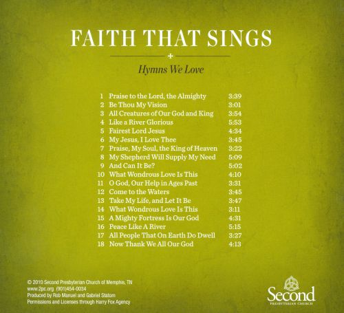 Faith That Sings: Hymns We Love