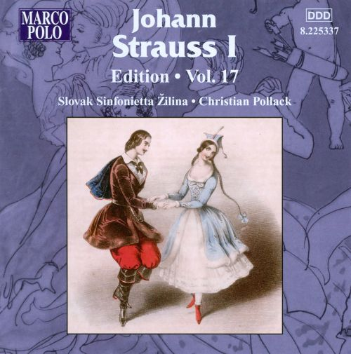 Johann Strauss I Edition, Vol. 17