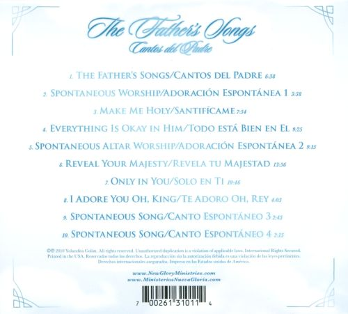 The  Father's Songs/Cantos Del Padre