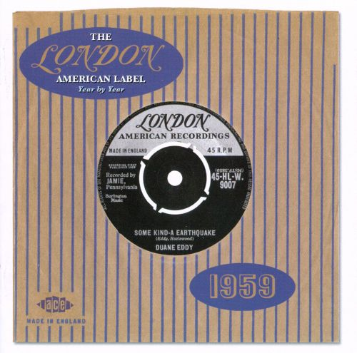 The London American Label, Year by Year: 1959