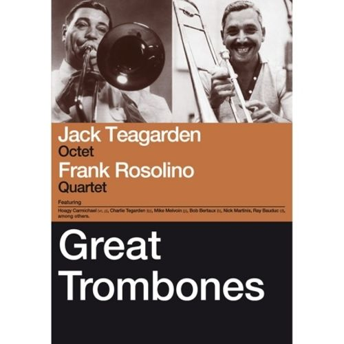Great Trombones [DVD]