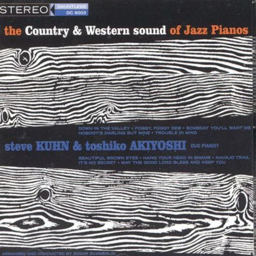 Country and Western Sound of Jazz Pianos