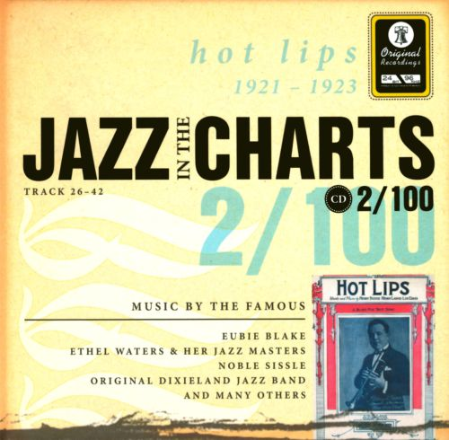 Jazz In the Charts, Vol. 2 (1921-1923)