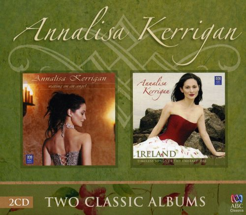 Two Classic Albums: Waiting on an Angel / Ireland