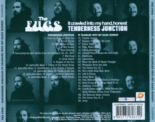 Tenderness Junction/It Crawled into My Hand Honest