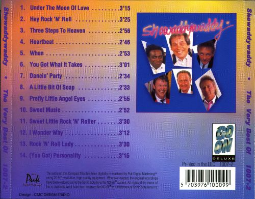 The  Very Best of Showaddywaddy [CMC]