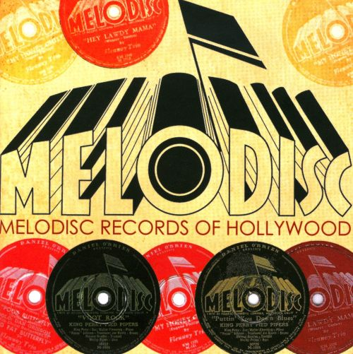 Melodisc Records of Hollywood 1945-1946