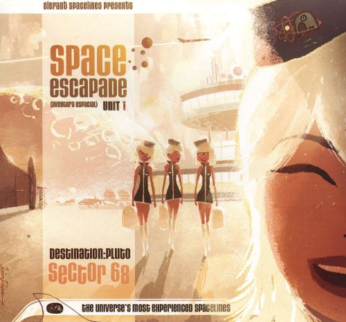Space Escapade (Aventura Espacial) Unit 1 -  Destination: Pluto Sector 68
