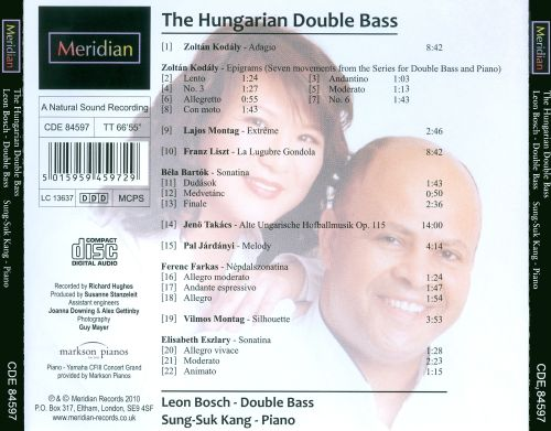 The Hungarian Double Bass