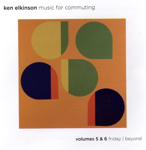 Music For Commuting: Vol. 5 & Vol. 6: Friday/Beyond