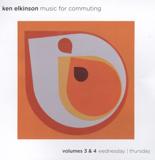 Music For Commuting, Vol. 3 & Vo. 4: Wednesday/Thursday