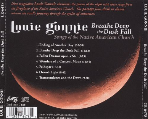 Breathe Deep the Dusk Fall: Songs of the Native Americans