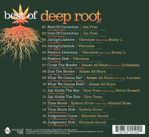 The  Best of Deep Root