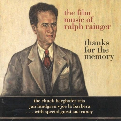 Thanks for the Memory: Soundtrack
