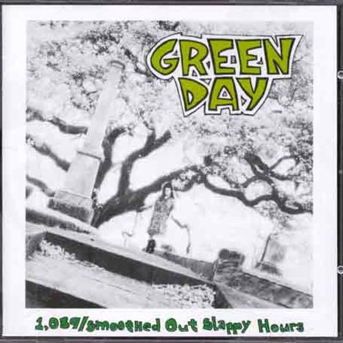 cd green day smoothed out slappy hours