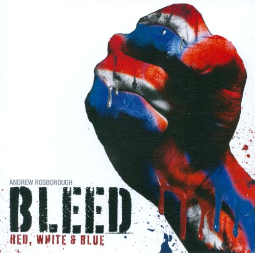 Bleed Red, White & Blue