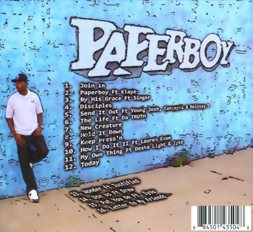 Paperboy: The Good News in Black & White
