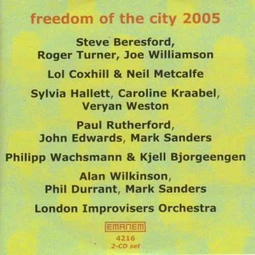 Freedom of the City 2005