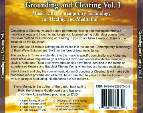 Grounding and Clearing, Vol. 1